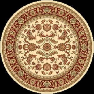 Round Traditional Rugs