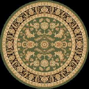 Persian Traditional Round Rug